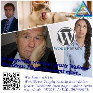 Gratis Wie wähle ich das richtige WordPress Plugin aus? - Gratisinserat.ch