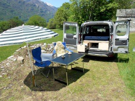Spass - Freiheit - Unabhängigkeit mit der Camperbox - Gratisinserat.ch