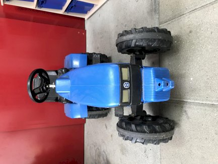 Rolly Toys Tret-Traktor