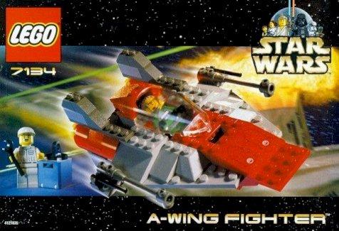 Lego Star Wars A-Wing Fighter Original - Gratisinserat.ch