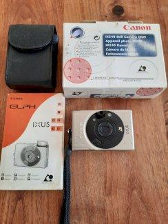 Canon IXUS 240 Kompaktcamera - Gratisinserat.ch