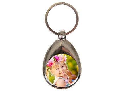 Foto-Schlüsselanhänger mit Einkaufswagenchip - Gratisinserat.ch