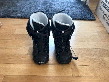 Salomon Autofit Snowboard Boots Gr. 38 - Gratisinserat.ch