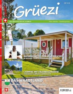 Magazin Grüezi, Camping - Gratisinserat.ch