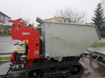 Raupentransporter Fort F800 - Gratisinserat.ch