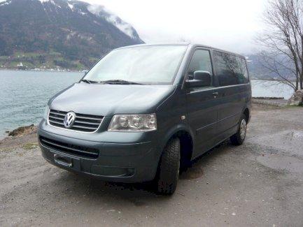 VW T5 Multivan Family