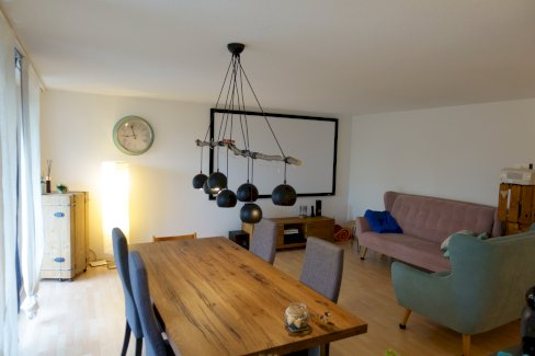 4.5 Zimmer Parterrewohnung in Buchs AG mieten - Gratisinserat.ch