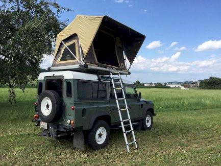 Dachzelt Wild Land 120 Automatic FABRIKNEU - Gratisinserat.ch