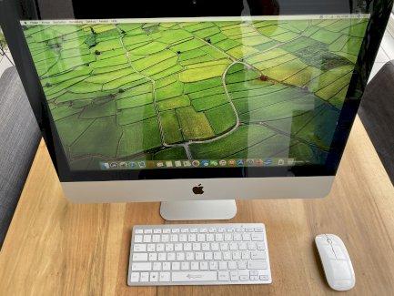 Apple iMac 21.5 Zoll, i3, 3.06GHz, 4GG, 500GB HDD Top Zustand - Gratisinserat.ch