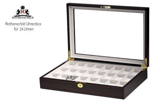 Rothenschild Uhrenbox 24 Uhren ebnoy - Gratisinserat.ch
