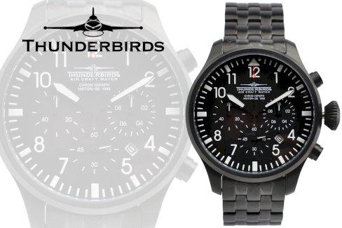 THUNDERBIRDS Chrono TB1076-05 Dark Wing - Gratisinserat.ch