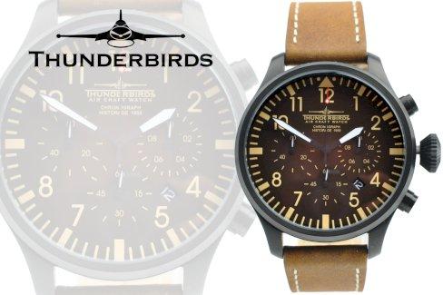 THUNDERBIRDS Historage 1956 Chrono -1076 Neu - Gratisinserat.ch