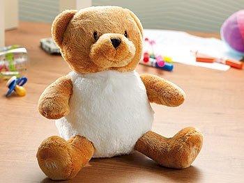 Teddybär mit Lichtwechsel - Sehr weich