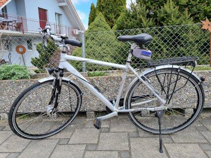 "Velo KTM Life Dual Herren silver/weiss \""wie Neu\"" - Gratisinserat.ch"