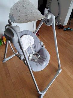 Elektronische Babyschaukel gebraucht zu verkaufen  - Gratisinserat.ch