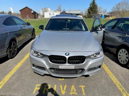 BMW 3er Reihe F30 335i SAG
