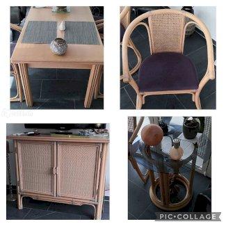 9-teiliges Esszimmer - Qualitätsmöbel aus Italien - Gratisinserat.ch
