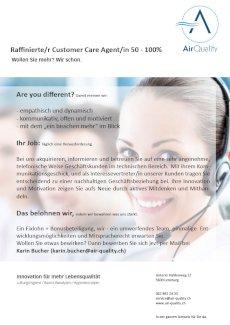 Büroangestellte mit Verkaufsflair - Gratisinserat.ch