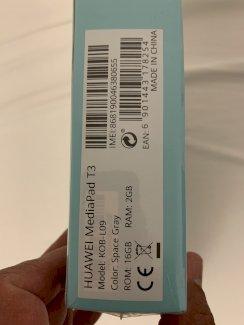 "Verkaufe HUAWEI MEDIA PAD T3 8\"" RAM 2GB ROM 16GB - Gratisinserat.ch"