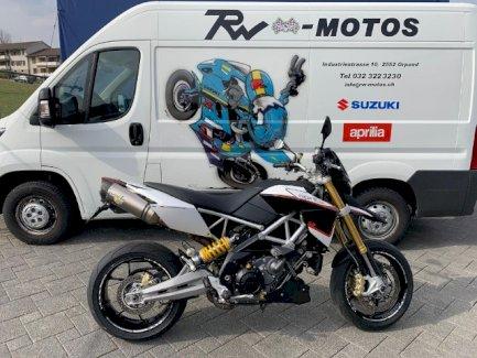 Motorrad Aprilia Dorsoduro 1200 ABS/TC - Gratisinserat.ch