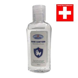 Siruini Hände-Desinfektionsgel 100ml - Gratisinserat.ch
