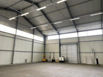 Top Lagerhalle mit hoher Decke (Miete) - Gratisinserat.ch