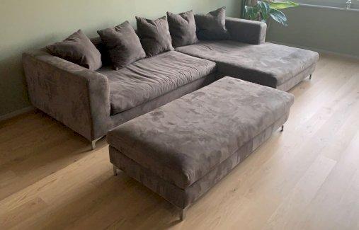 Interio Sofa & Polsterhocker - Gratisinserat.ch
