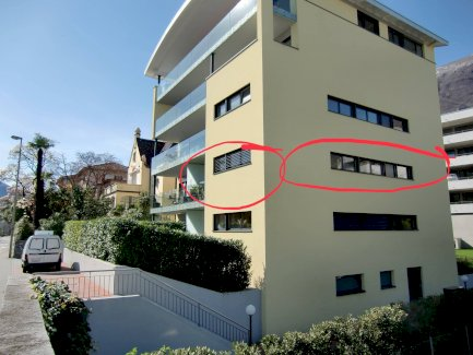 Vendesi appartamento 2.5 locali a Muralto  - Gratisinserat.ch