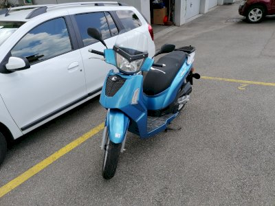 KYMCO People S50 - 2T Roller