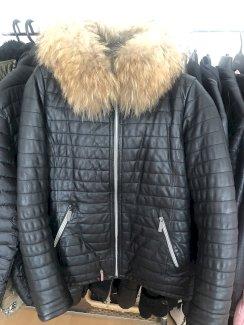 Lederjacke schwarz zu verkaufen  - Gratisinserat.ch