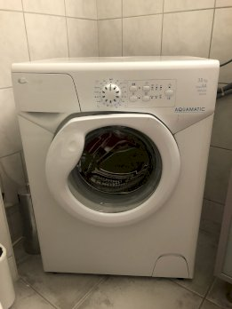 Verkaufe günstig kleine Waschmaschine