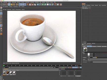 3D Software C4D 10.5, plus Module plus Lern-DVDs - Gratisinserat.ch