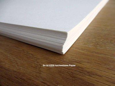 Zeichnungspapier gute Qualität 460x340 70 Blatt