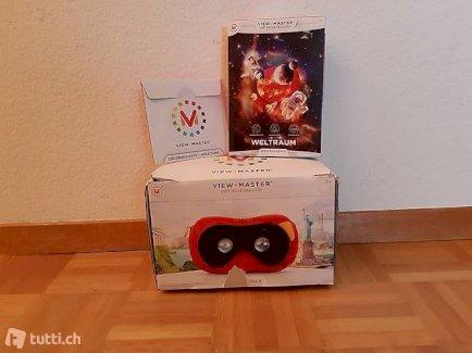 View Master Virtuelle Realität Starterpack von Mattel mit Spiel - Gratisinserat.ch