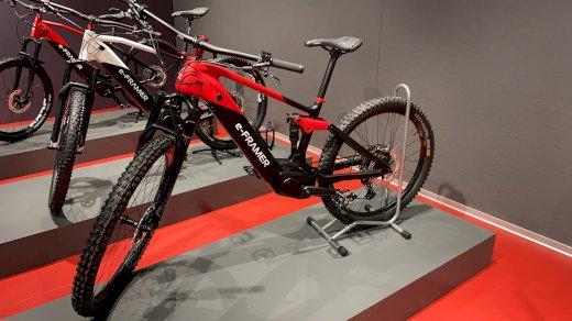 Fully E-Mountainbike E-framer Eiger zu verkaufen - Gratisinserat.ch