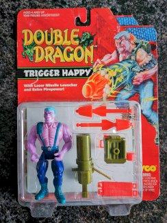 Action Figuren Double Dragon 1993