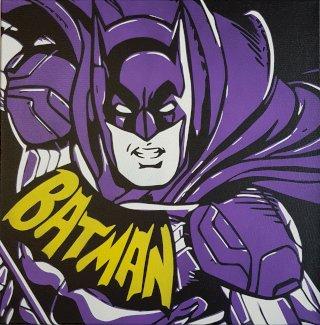 Batman Comic Bild, Einzelstück, kein Print - Gratisinserat.ch