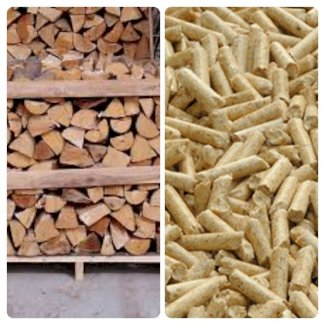 Verkaufen brennholz und  Holzpellet - Gratisinserat.ch