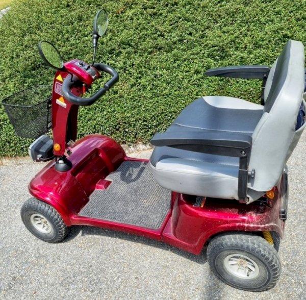 """Elektromobil """"Shoprider"""", Zweisitzer"""
