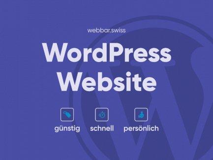 WEBSITES: Günstig, Schnell, Persönlich - Gratisinserat.ch