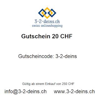 Gratis Gutschein Onlineshop