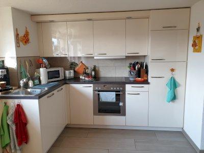 moderne 2 1/2 Zimmerwohnung sucht Nachmieter per 1. Oktober 2021