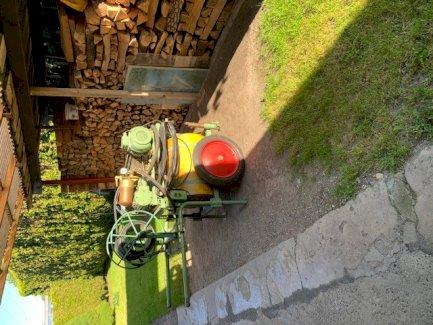 Spritzmaschine für Bäume (Birchmeier) - Occasion - Gratisinserat.ch