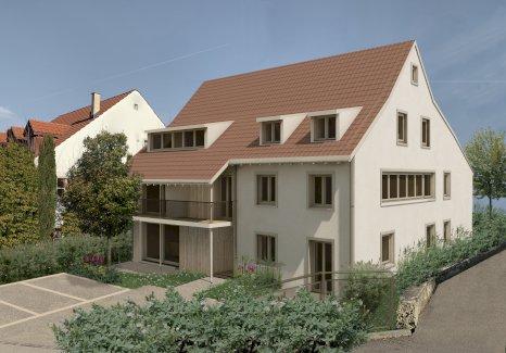 3.5 Zimmer Neubauwohnung (A2), EG, 93 m2 729000.- - Gratisinserat.ch