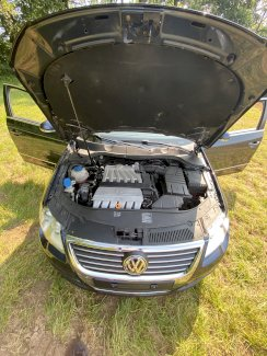 VW Passat B6, 3,2 L V6