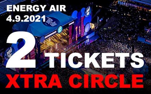 2 TICKETS Energy Air XTRA Circle NRJ Ticket Konzert Openair - Gratisinserat.ch