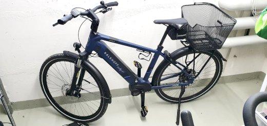 "E-Bike Kalkhoff \""ENTICE\"" NEU - Gratisinserat.ch"