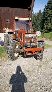 Traktor Fiat - Gratisinserat.ch