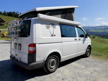 VW T5, Camper, Minibus - Gratisinserat.ch