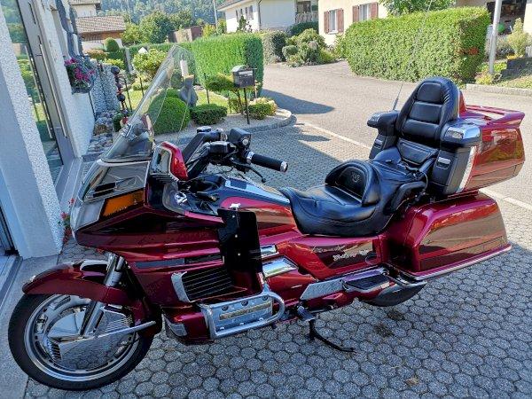 Top Honda Goldwing 1500SE